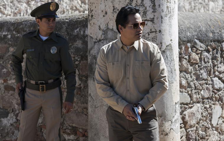 Michael Pena Narcos Mexiko