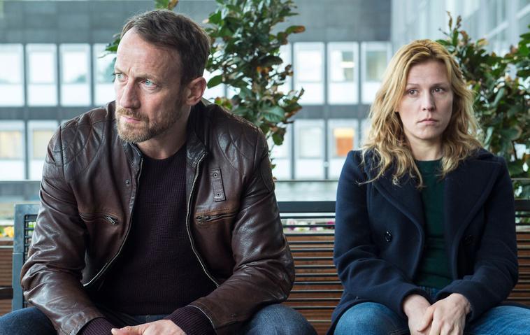 Tatort:Thorsten Falke (Wotan Wilke Möhring) und Julia Grosz (Franziska Weisz)