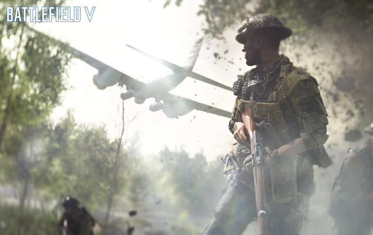 Battlefield V Launch