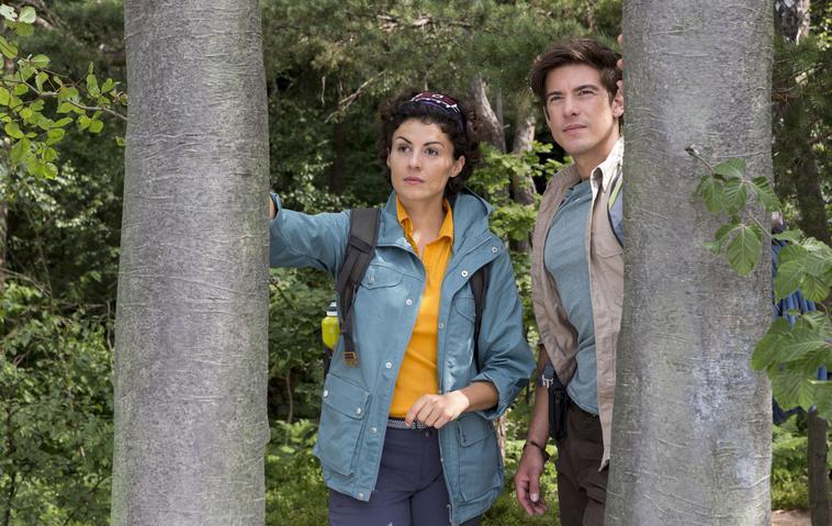 Der Ranger: Liza Tzschirner und Philipp Danne