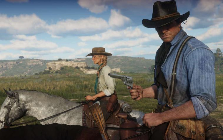 Red Dead Redemption 2 Protagonist Arthur