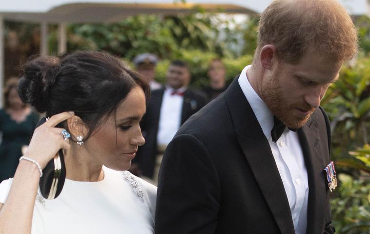 Meghan Markle und Prinz Harry: Endgültige Trennung | Der Grund