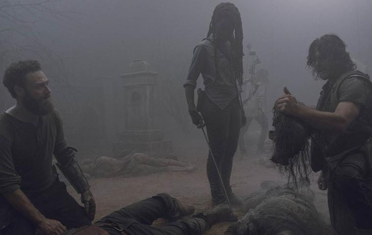The Walking Dead Staffel 9b Episode 9
