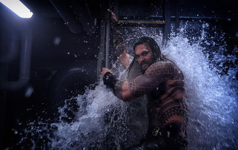 """""""Aquaman"""": Jason Momoa als Arthur Curry, Patrick Wilson als Orm"""