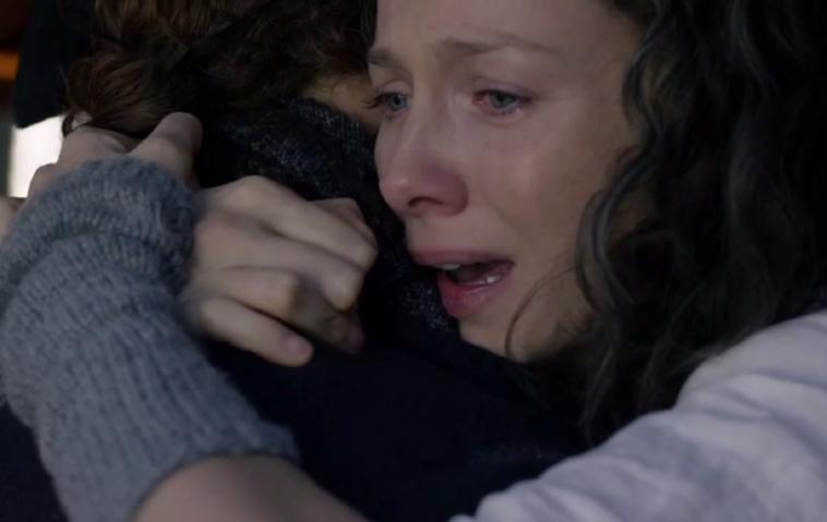 """Outlander"": Claire Fraser - Caitriona Balfe"