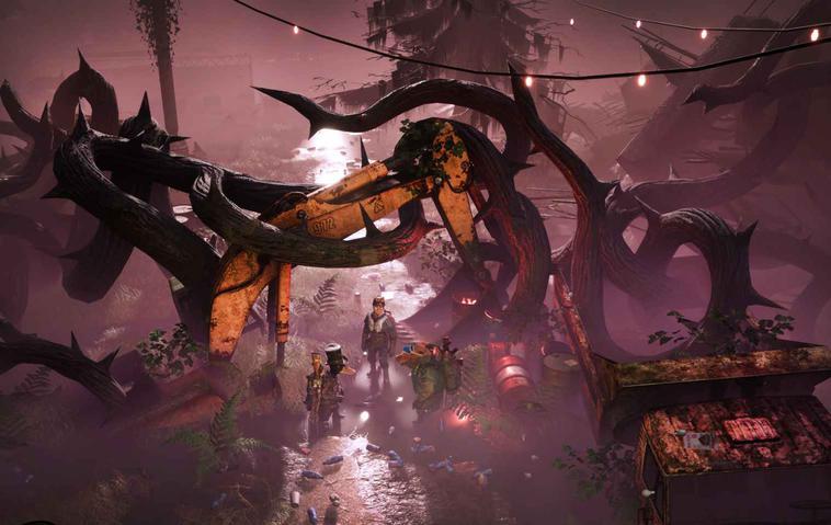 Mutant Year Zero Road to Eden Übersicht