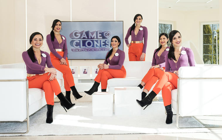 Game of Clones RTLII