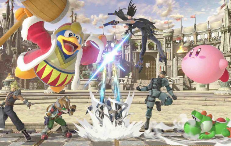 Super Smash Bros. Ultimate auf Nintendo Switch | Action