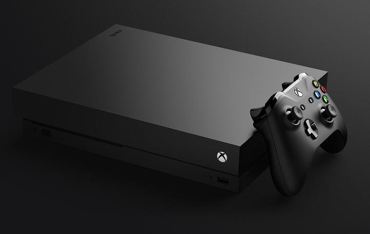Xbox One X Media