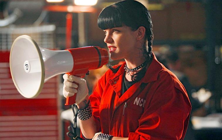NCIS-Star Pauley Perrette alias Abby