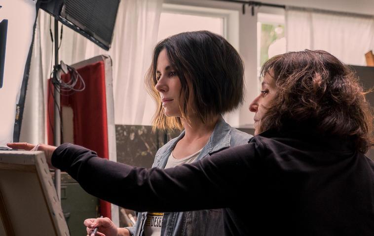 Netflix Bird Box: Susanne Bier und Sandra Bullock