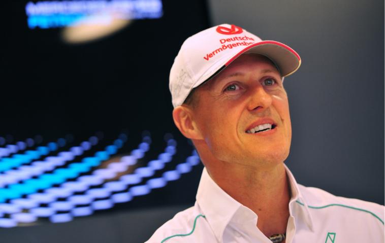 Michael Schumacher: Große Ehre!
