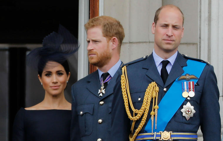 Prinz William: Kaputte Beziehung zu Prinz Harry wegen Meghan Markle