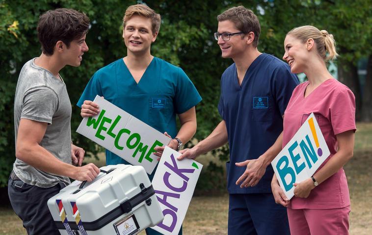 Die jungen Ärzte: Ben ist zurück