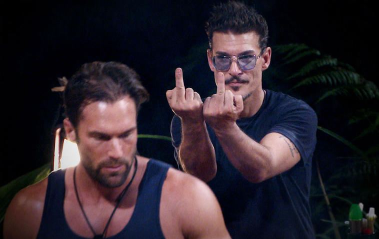 Dschungelcamp 2019: Deshalb hassen sich Bastian Yotta und Chris Töpperwien!