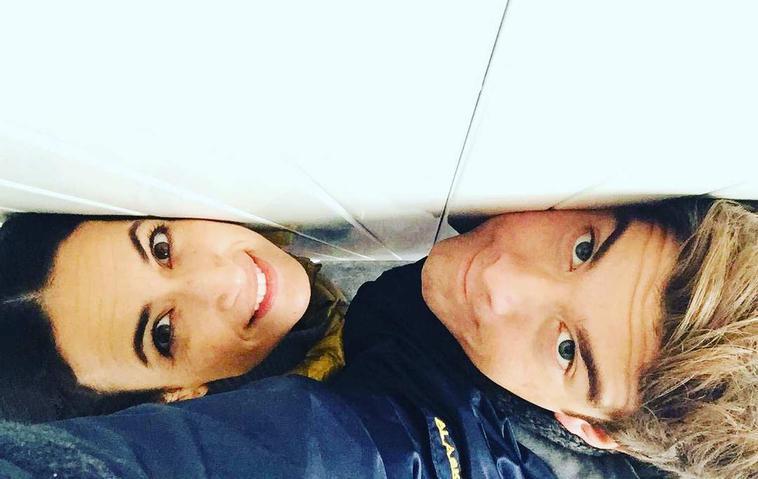 Die jungen Ärzte: Leyla (Sanam Afrashteh) & Ben (Philipp Danne)