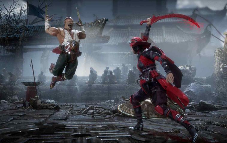 Mortal Kombat 11 Reveal