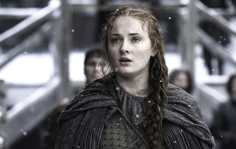 Game of Thrones: Sansa Stark (Sophie Turner)