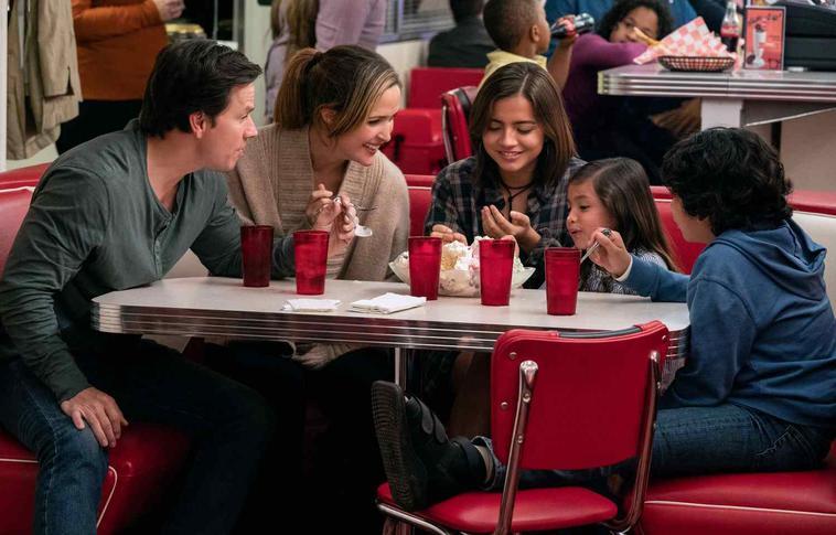 """""""Plötzlich Familie"""" mit Mark Wahlberg und Rose Byrne"""