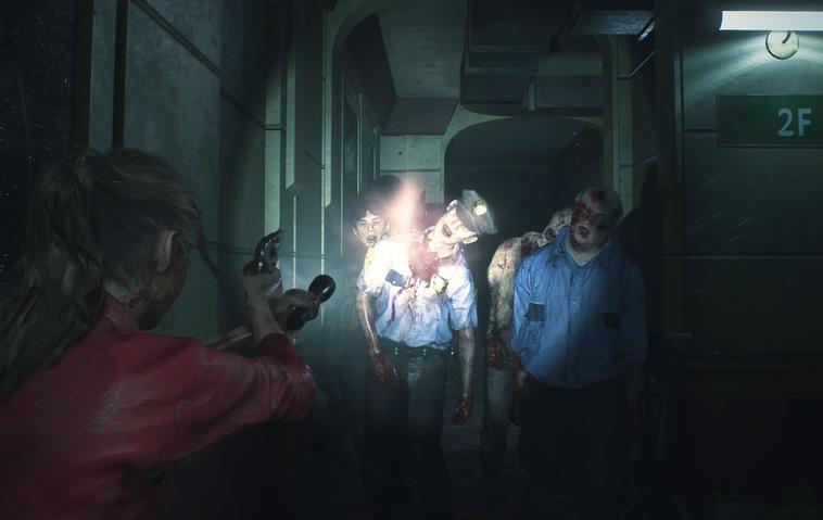 Resident Evil 2 Im Test So Viel Horror Steckt Wirklich Drin Ps4