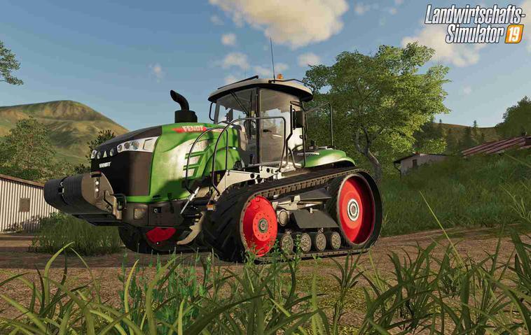 Landwirtschafts-Simulator 2019