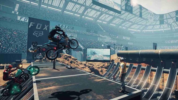 Trials Rising Ubisoft