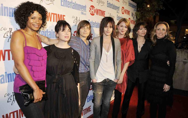 The L-Word Cast