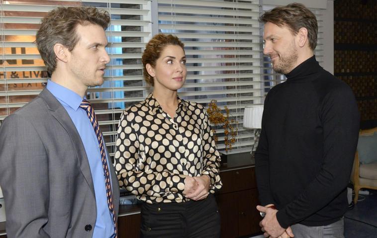 GZSZ-Liebesgeschichte: Er ist der neue Mann in Ninas Leben