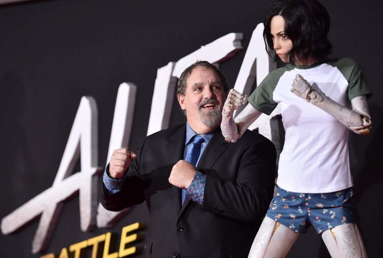 """Alita: Battle Angel""-Produzent Jon Landau im Interview"