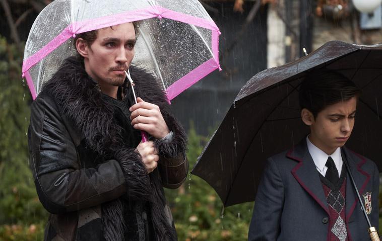 Umbrella Academy Klaus