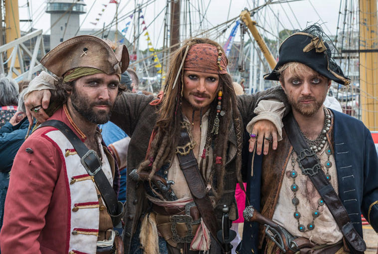 Cooles Jack Sparrow Kostüm