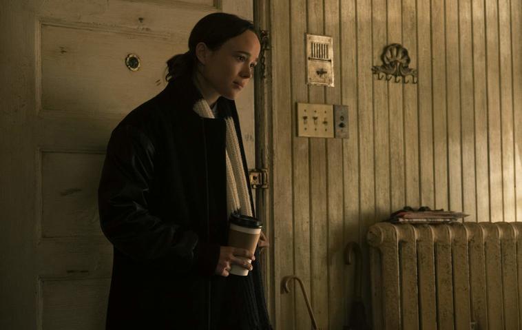 """Ellen Page als Vanya in """"The Umbrella Academy"""""""