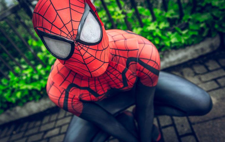 Spiderman Kostüme für Groß und Klein