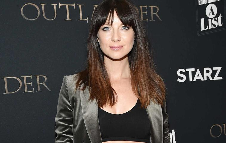 """Outlander""-Star Caitriona Balfe postet Dusch-Video"