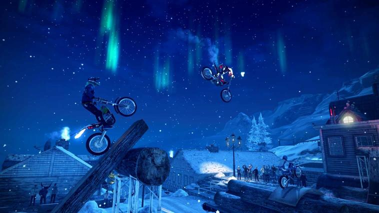 Trials Rising Ubisoft by Night