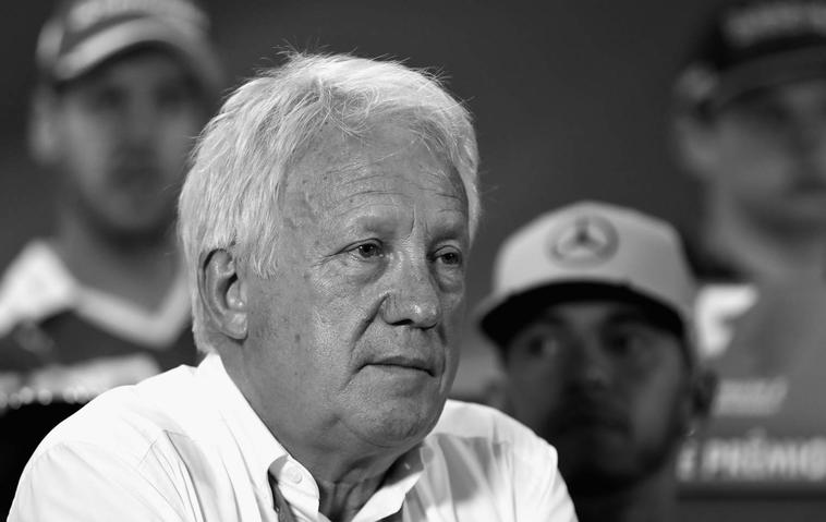 Formel 1 Charlie Whiting