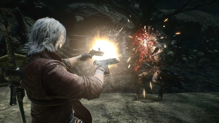 Devil May Cry 5 Capcom