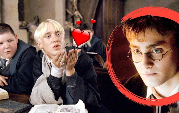 Draco Malfoy & Harry Potter