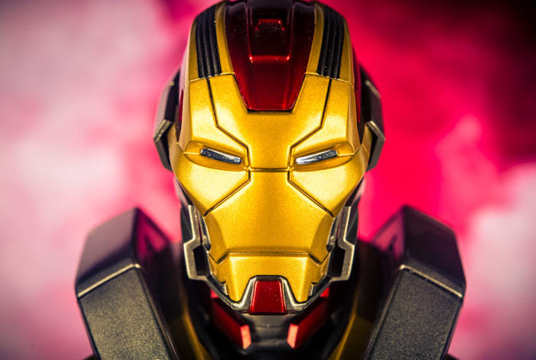 Superhelden Kostüme - Superman - Batman - Spiderman - Iron Man - Halloween - Karneval