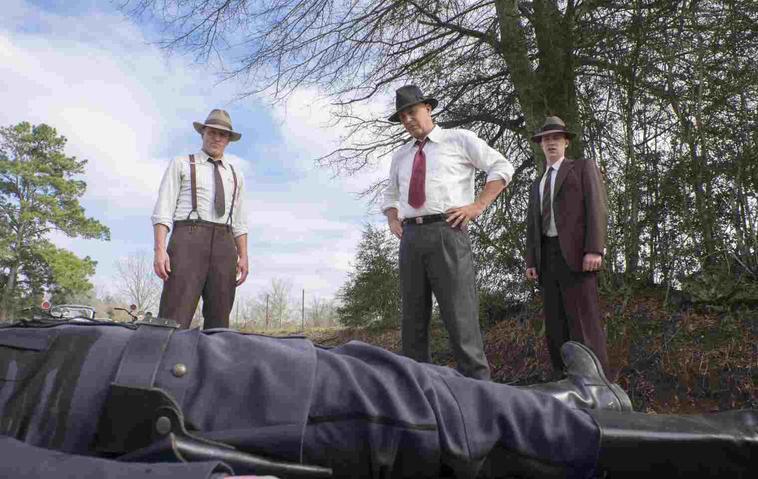 """""""The Highwaymen"""" mit Kevin Costner u Woody Harrelson auf Netflix: Bonnie & Clyde waren nicht die, für die wir sie halten"""