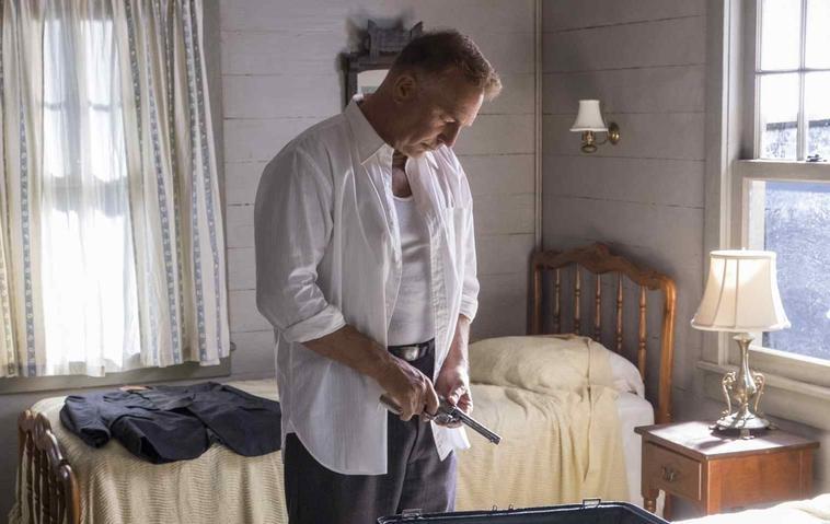 """Kevin Costner spricht im """"The Highwaymen""""-Interview über amerikanische Waffen-Liebe"""