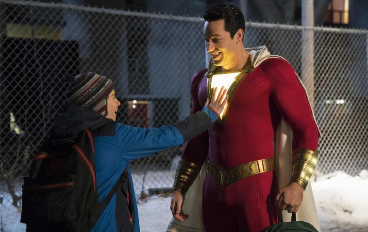 Shazam Warner Bros.