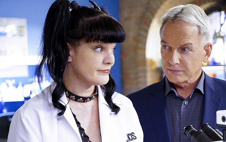 So sexy ist Pauley Perrette aus NCIS