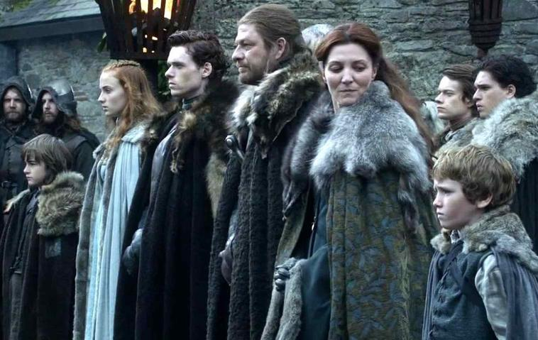"""""""Game of Thrones"""": DIESE Starks überleben Staffel 8 - Zumindest laut diesem Clip!"""