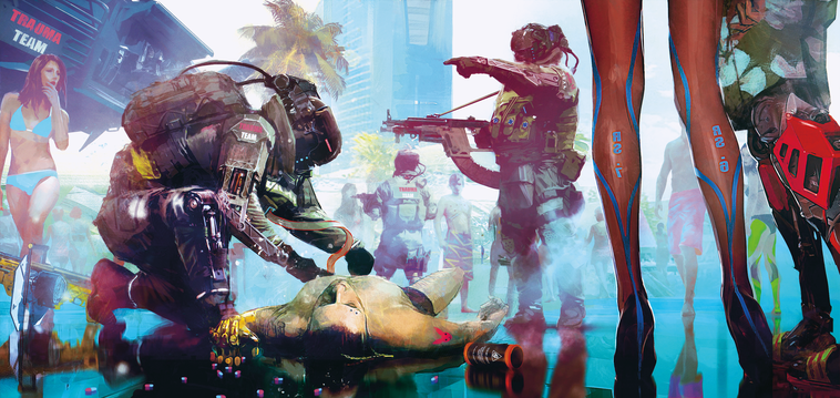 """""""Cyberpunk 2077"""": Release-Termin auf der kommenden E3?"""
