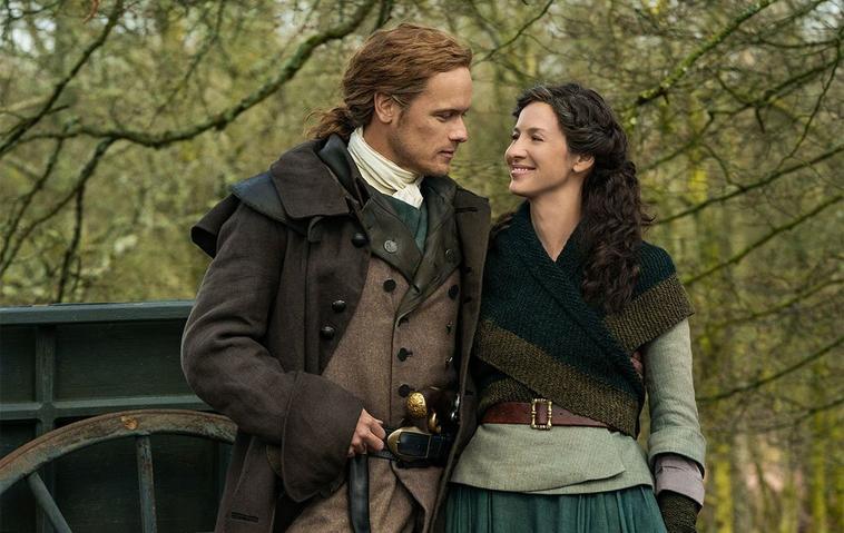 """Outlander"" - Staffel 5: Das erste offizielle Foto"