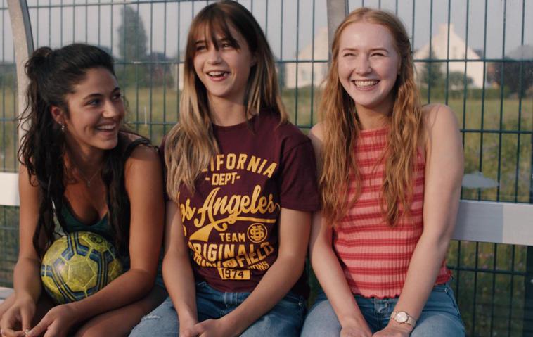 Netflix Star Gina Stiebitz Spielt In Rtl Ii Serie Wir Sind