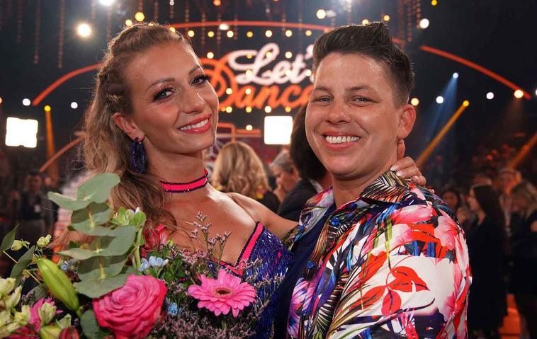 """""""Let's Dance 2019"""":Knallharte Abrechnung von Kerstin Ott!"""