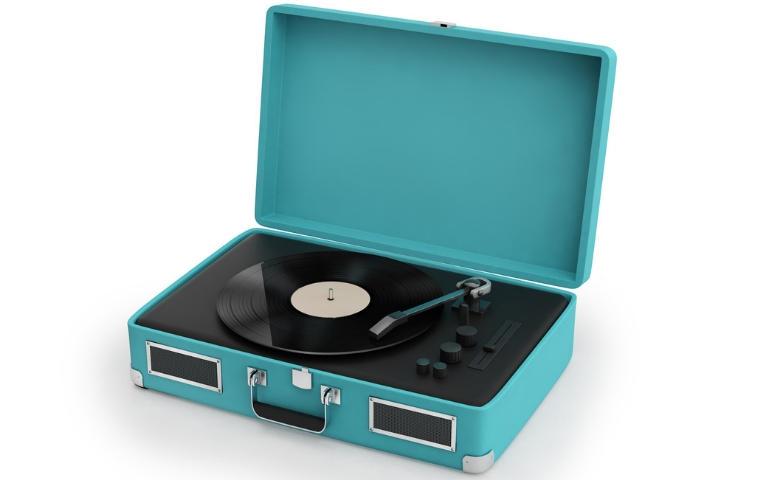 Die besten Plattenspieler mit Lautsprecher