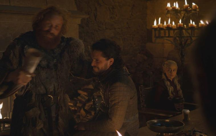 """Game of Thrones"" vergisst Starbucks-Becher im Bild"